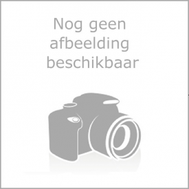 Wiesbaden wastafel 100cmx36cm één kraangat wit
